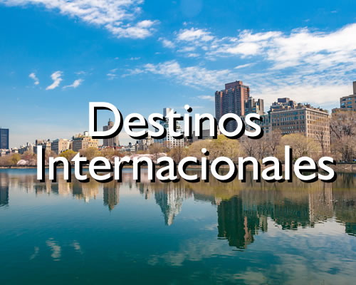 Destinos Internacionales Global Ag